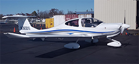 flight club NJ n263ds external